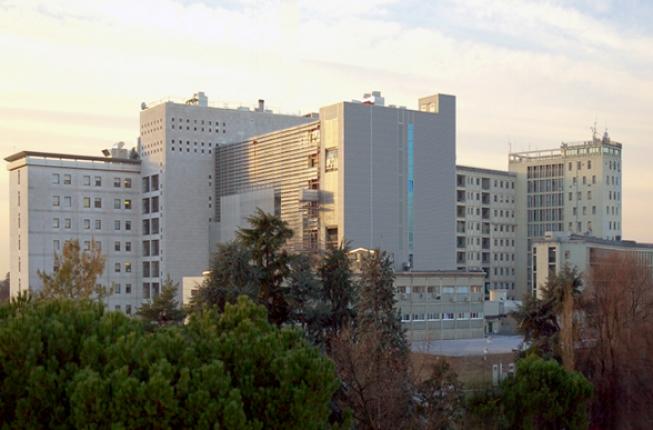 Collegamento a Ospedale Civile di Padova